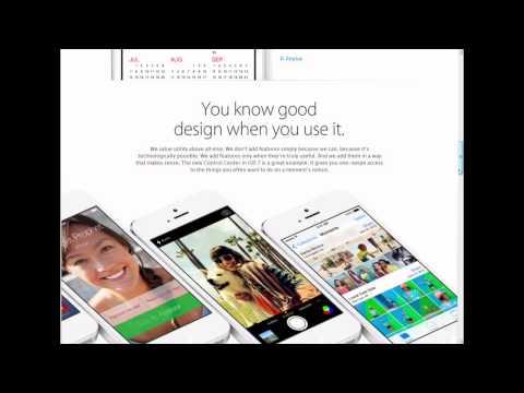 iOS 7 Infos