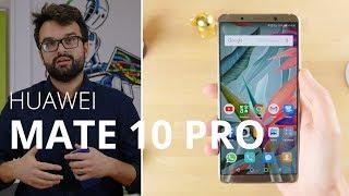 Huawei Mate 10 Pro en main, nos premières impressions