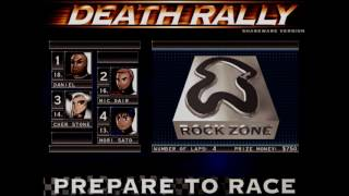 Death Rally - MS DOS Game (1996)