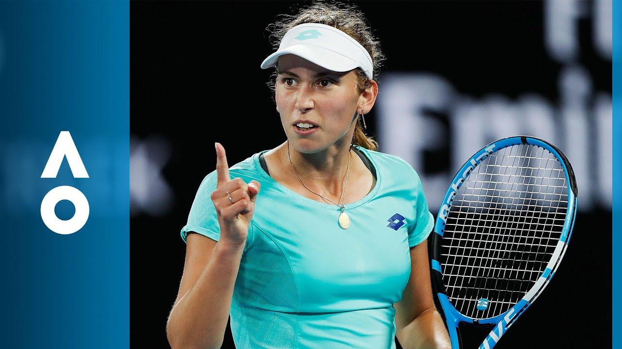 Daria Gavrilova V Elise Mertens Match Highlights R Australian Open