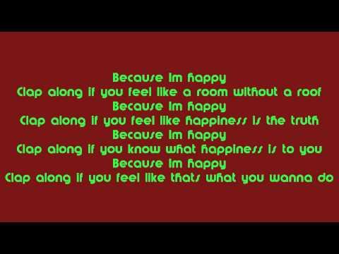 Pharrel Williams - Happy Hot