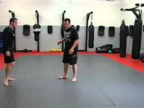 SAMBO/Judo Throws For MMA