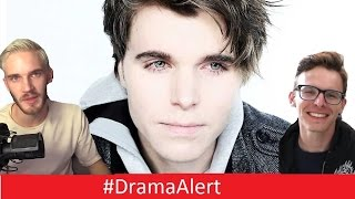 Onision Blames PewDiePie & iDubbbz for YouTube Ad Boycott! #DramaAlert Lance Stewart EXPOSED!