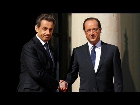 France : passation de pouvoir et investiture de François Hollande