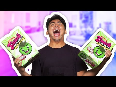 Thumbnail: GUAVA JUICE BOX 2 UNBOXING!
