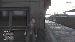 GTA 5 ONLINE CLAYSLATEN 52 GOES BOOM ...!!! WATCH NOW!!! with K of G^^