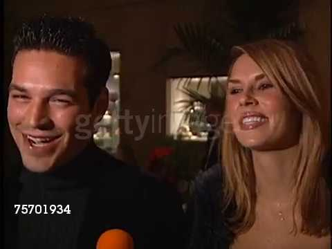 Eddie Cibrian at the Aaron Spelling Holiday Bash at the Beverly Hilton in Beverly Hills, California