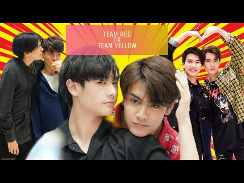 2moons2-cast-|-team-red-benjamin-earth-joong-or-team-yellow-nine-pavel-&-dome-|-kazz-sports-day