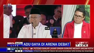 Lunch Talk: Adu Gaya di Arena Debat #3