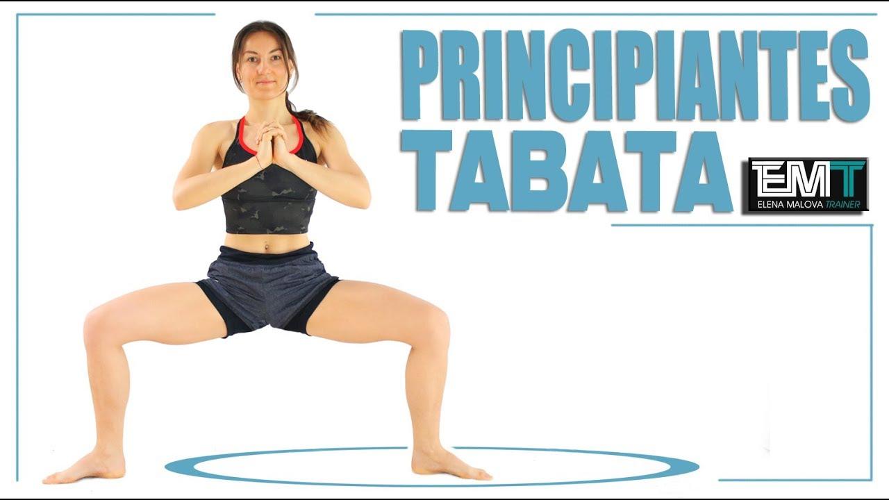 rutina de ejercicios para adelgazar tabata music
