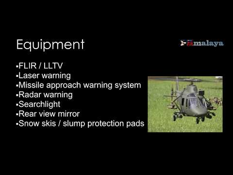 Philippine Air Force upcoming AW109 attack helicopter from Italy 2014