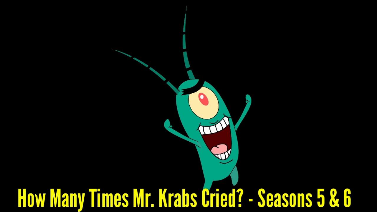 Krabs Crying Mr