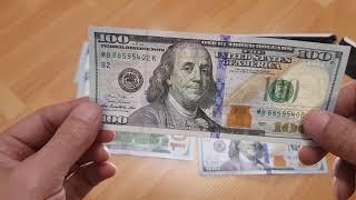 Nhận biết USD thật giả 2019, đổi đô la mỹ ở đâu