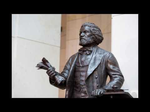 Trump's comment about Frederick Douglass