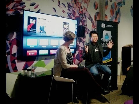 SF Mobile Entrepreneurs Meetup: Fireside Chat With Siqi Chen, HeyDay's CEO