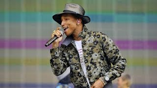 Pharrell Williams - Happy (BBC Radio 1