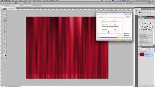 Creating a Realistic Stage Curtain 100% in Photoshop by WiderPurpose