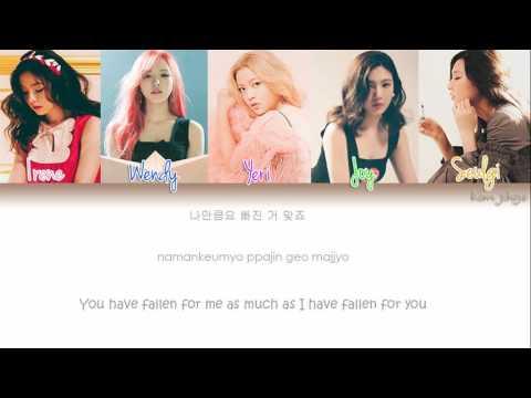 Red Velvet (레드벨벳) – First Time (처음인가요) Lyrics (Han | Rom | Eng | Color Coded)