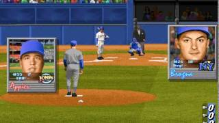 Hardball 5 (PC) Mets vs Royals