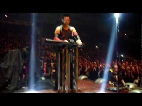 Rammstein -  Buck dich (live СКК 13.02.2012)Multicam