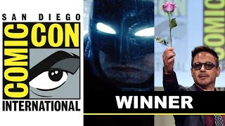 Comic Con 2014 Panel Review! Batman vs Superman! Marvel Avengers 2! Godzilla 2! : Beyond The Trailer