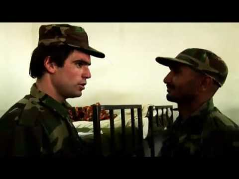 The Extreme Tourist  Afghan Army