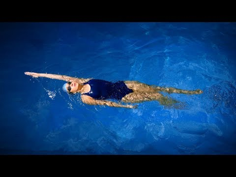 Sırtüstü Stil Yüzme Tekniği