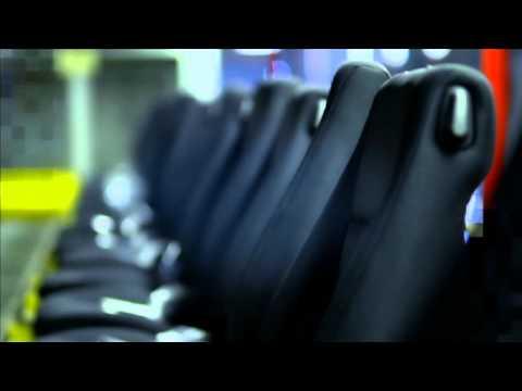 Chevrolet Robotics - Johannesburg International Motor Show 2011