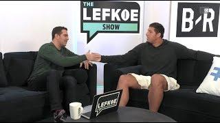 Atlanta Falcons Pro Bowl TE Austin Hooper ✊| The Lefkoe Show