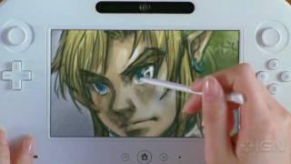 Nintendo Wii U E3 2011 Trailer