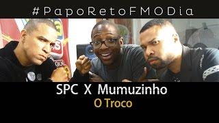 Papo Reto Fm O Dia - Mumuzinho entrevista SPC