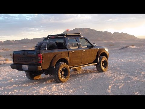 The Punisher Truck Rises 2003 Nissan Frontier 2wd Lifted Arb Locker