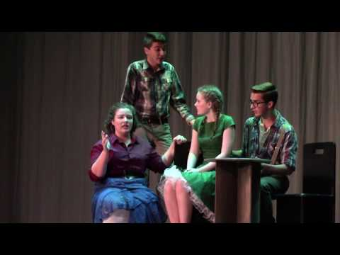 """St. Frances Theatre Group's """"Tuck Everlasting"""" - """"Story of the Tucks"""""""