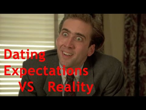 Online Dating Expectations  VS Reality....