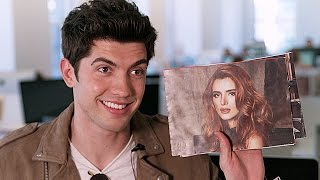 carter jenkins plays our famous in love bella thorne quiz