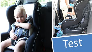 Test: Osann Safety One Isofix | babyartikel.de