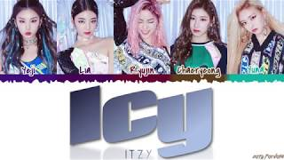 Download Mp3 Itzy  있지  - 'icy' Lyrics  Color Coded_han_rom_eng  Gudang lagu