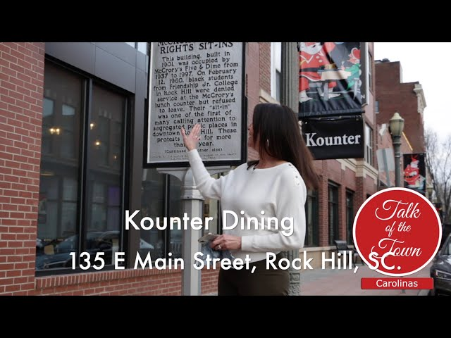 Kounter Dining Now Open in  Rock Hill   HD 1080p