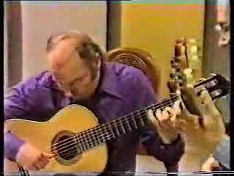 Julian Bream & John Williams - Suite for 2 guitars - Lawes