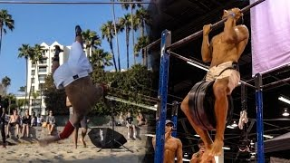 ATTEMPTING WORLD RECORD PULL UPS + Worst Fail EVER
