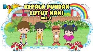 Kepala Pundak Lutut Kaki bag 1 Bona dan Rongrong Dongeng Anak Indonesia Indonesian Fairytale