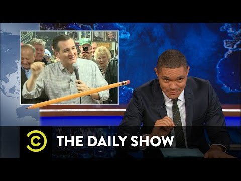 The Daily Show - Birthers Target Ted Cruz
