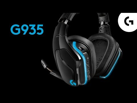 Introducing the G935 Wireless 7.1 Surround Sound Gaming Headset