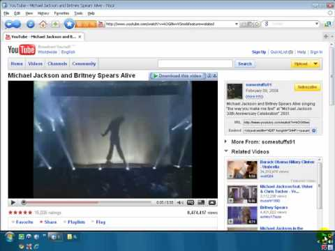 Thủ thuật tải video từ YouTube