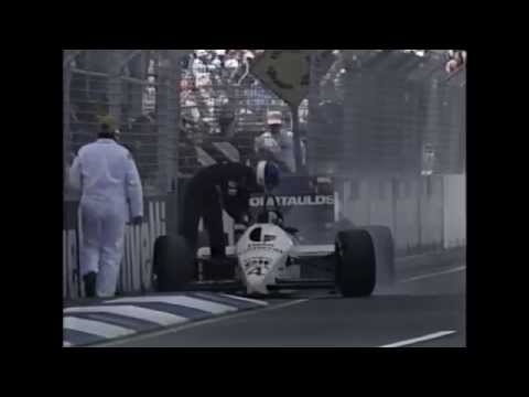 Formula 1 1986 Round 16 Australia/Adelaide Qualifying Saturday (BBC)