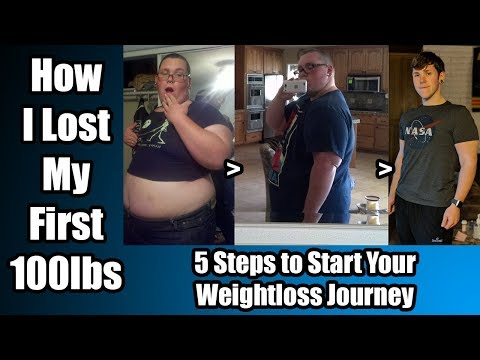 How I Lost My First 100lbs
