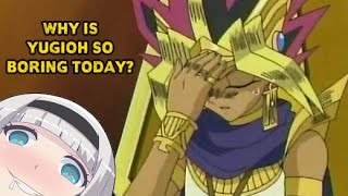Why Is Yugioh So Boring Today?