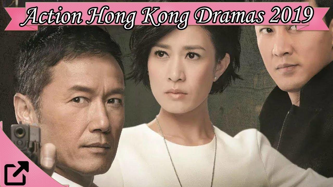 Top 25 Action Hong Kong Dramas 2019