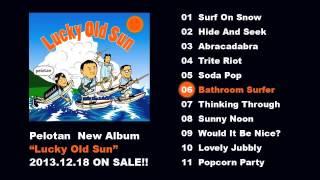 """Pelotan NEW ALBUM """"Lucky Old Sun"""" Digest"""