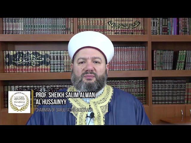 بيان دار الفتوى للجالية الإسلامية